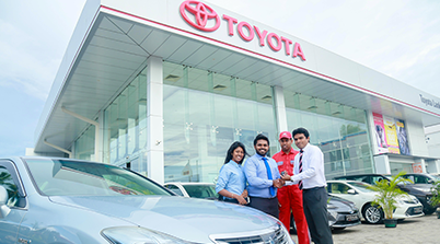 Careers | Toyota Lanka (Private) Limited