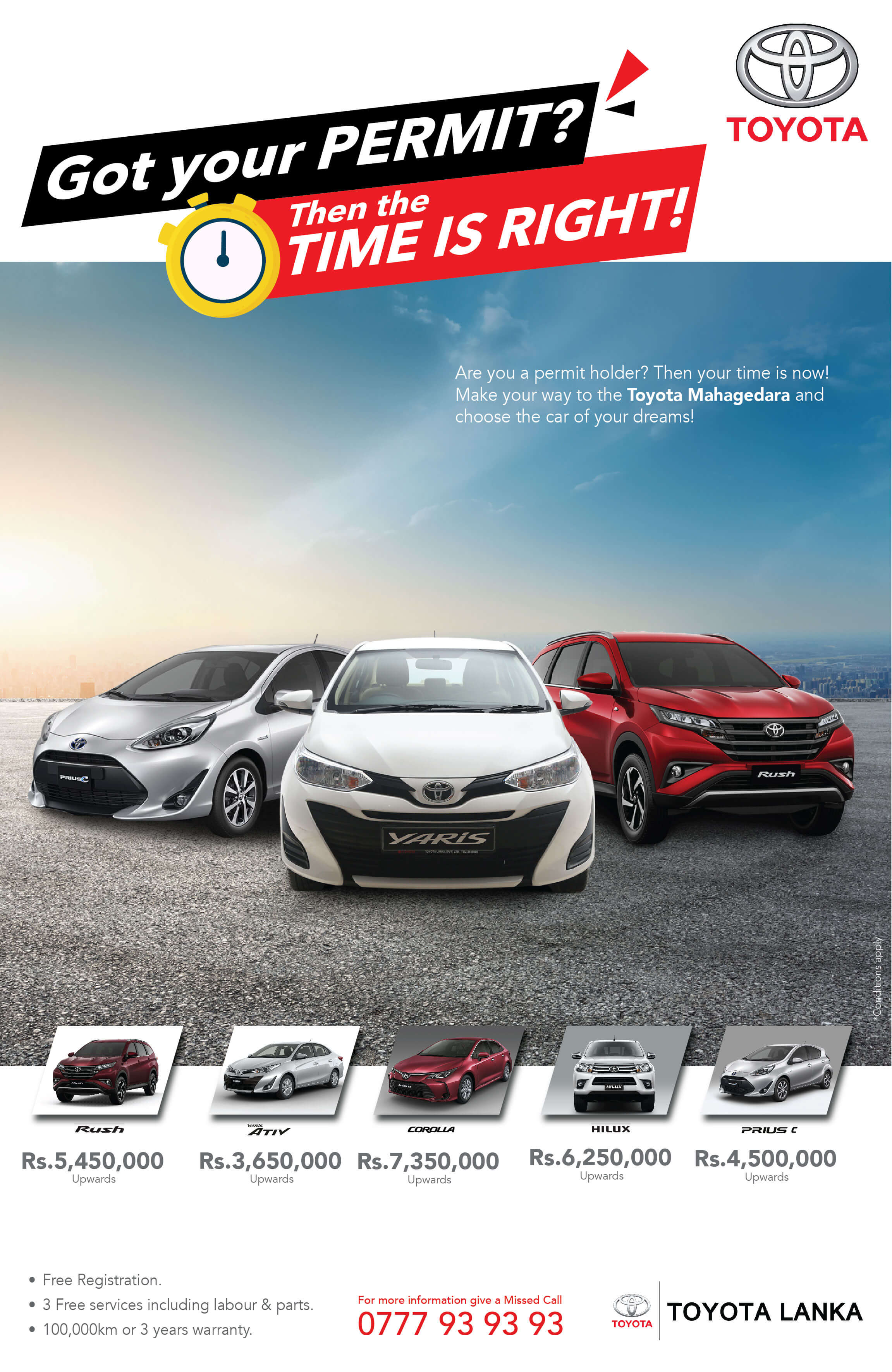 February, 2019 | Toyota Lanka (Private) Limited