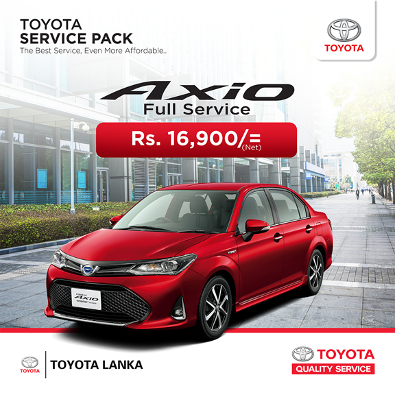 Toyota Service Pack